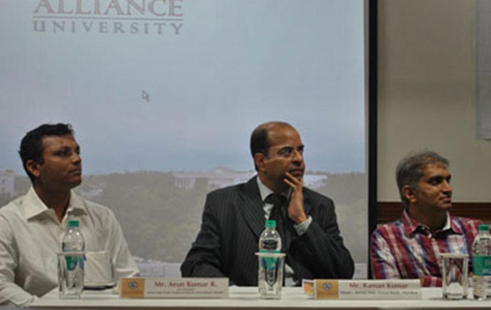 Finance Summit on November 5, 2011