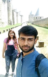 Ashwini Pratap Singh & Sana Rai