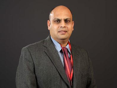Dr. Rahul Ribeiro