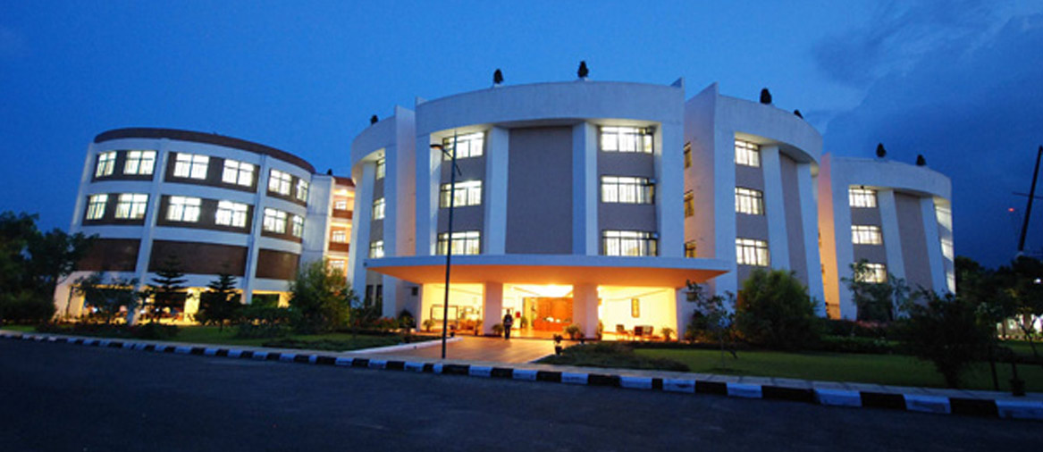 Well-designed, fully equipped lecture halls and study centres