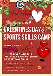 Women's Skill Camp - Valentine Camp