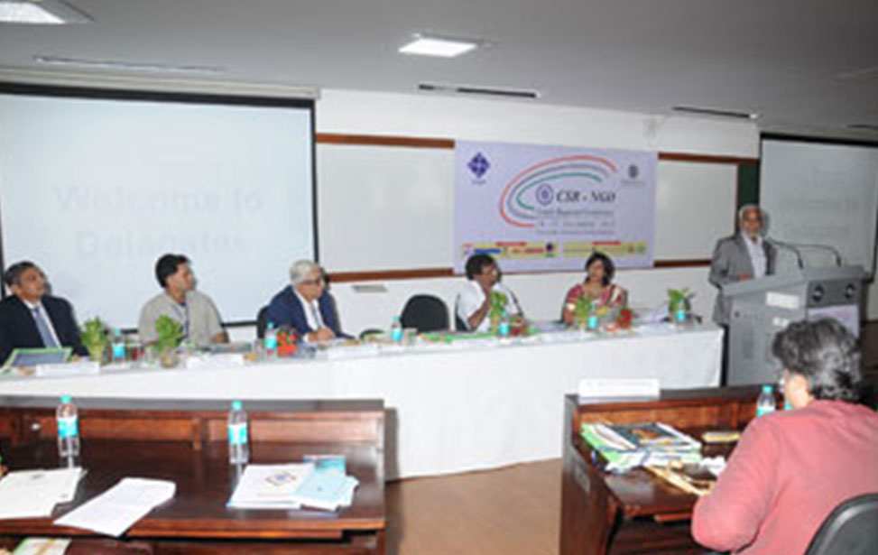 CSR-NGO South Regional Conference 2012
