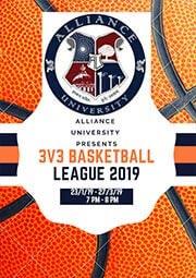 3v3 Basketball League