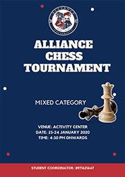 Alliance Chess Tournament