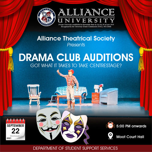 Auditions: Alliance Theatrical Society