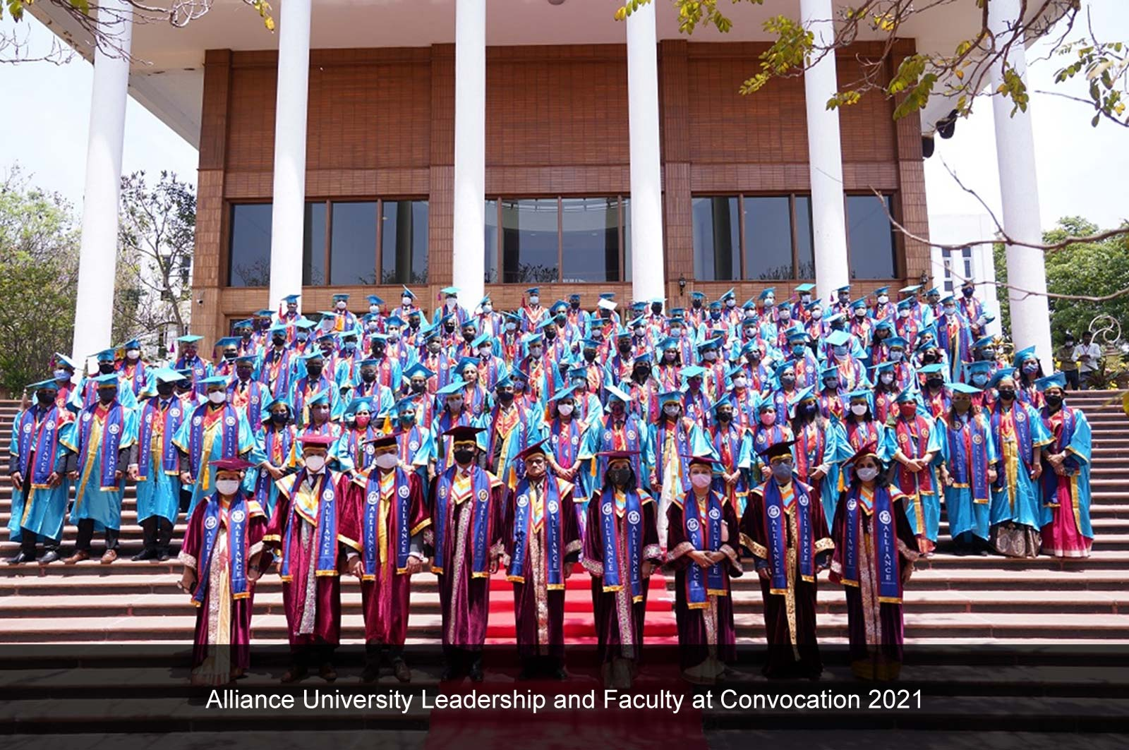 Alliance University and its pursuit to Create an Interdisciplinary and Atmanirbhar Society