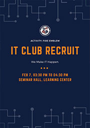IT Club Recruitment