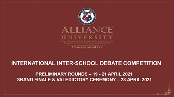 International Inter-School Debate Competition