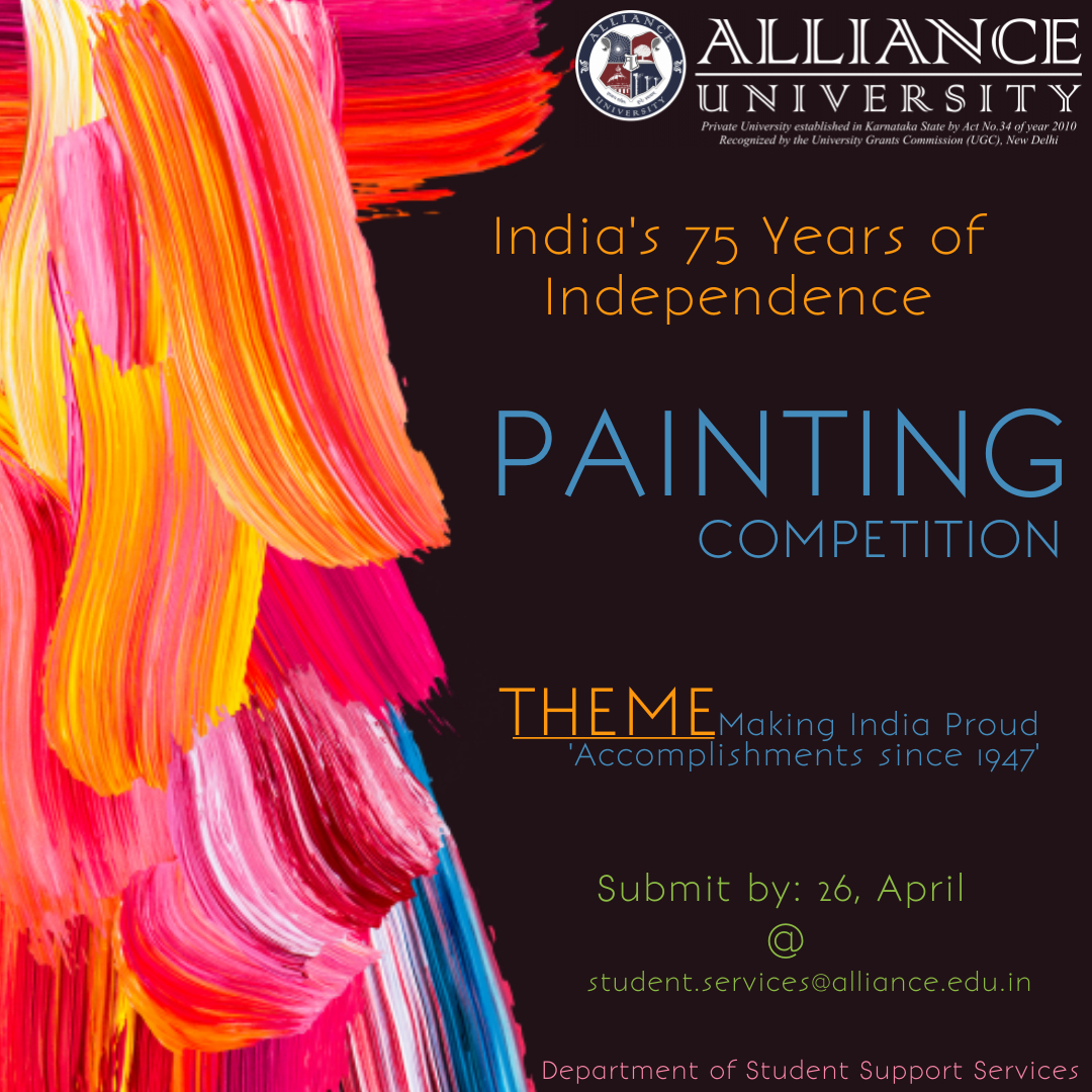 Intra-University Painting Competition