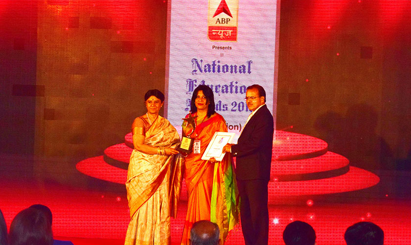 Alliance University Wins Big at the ABP News Presents National Education Awards 2018 in its 9th Edition