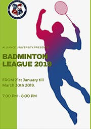 Badminton Club and League