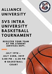 Intra-University Basketball Tournament