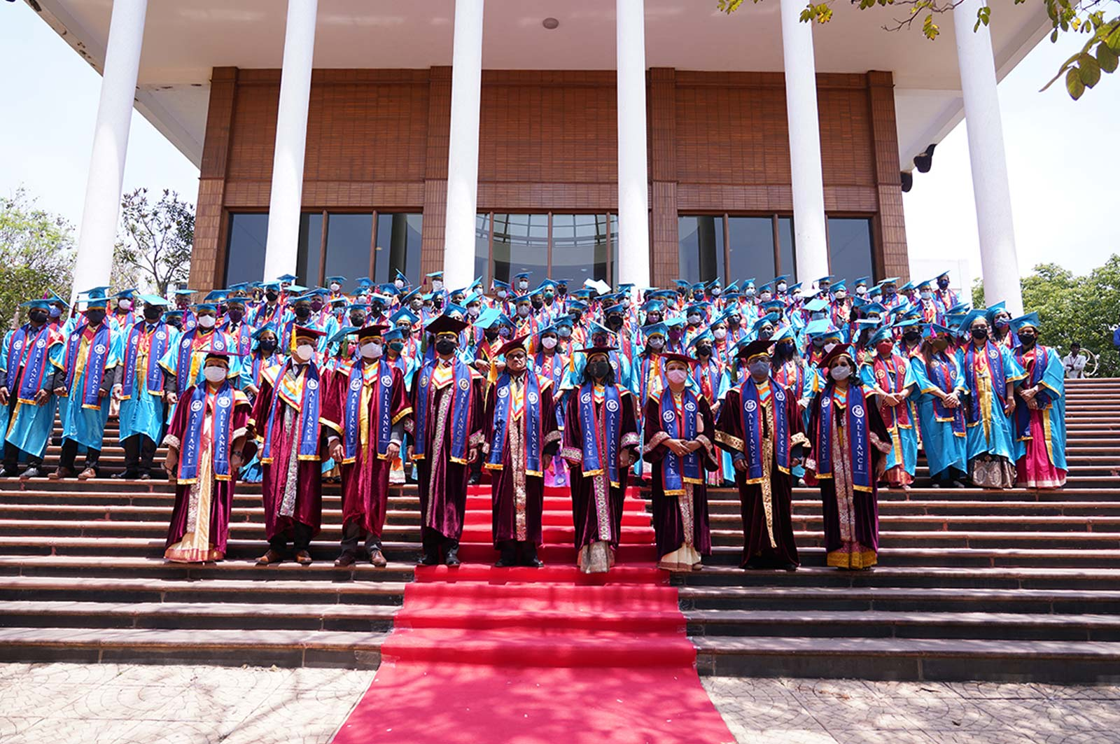 Alliance University confers degrees to over 4,500 students at its Convocation 2021