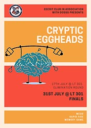 Cryptic Eggheads