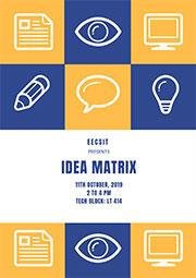 EECSIT presents Idea Matrix