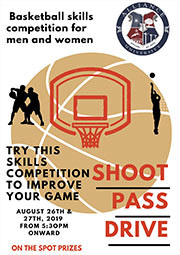 Basketball Skills Competition