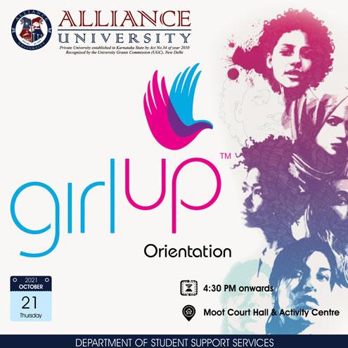 Girl Up Alliance University