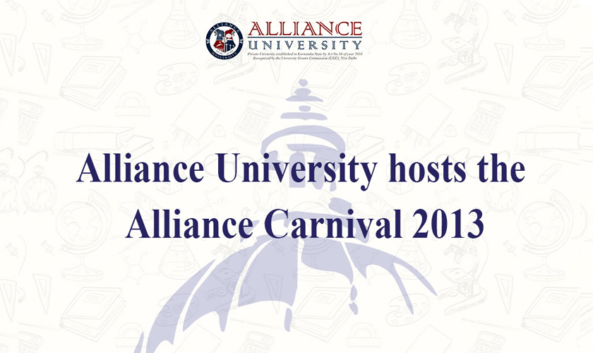 Alliance University hosts the Alliance Carnival
