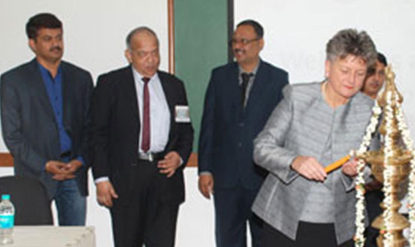 Alliance University hosts an HR Summit on human capital at its Central Campus