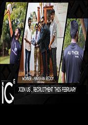 IGE Recruitment Drive