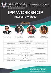 IPR Workshop