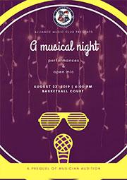 A Musical Night