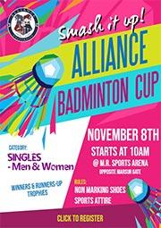 Alliance Badminton Cup