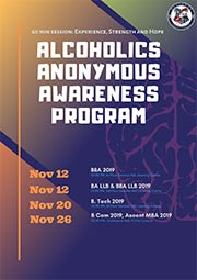 Alcoholics Anonymous Awareness program