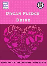 Pledge for Organ Donation