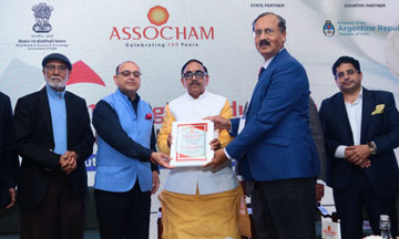 ASSOCHAM Education Excellence Awards – 13th Higher Education, Skill and Livelihood Conclave, February 2020