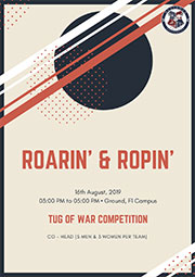 Roarin & Ropin