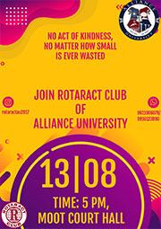 Rotaract Orientation and Installation