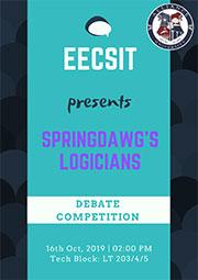 EECSIT presents Springdawg's Logicians