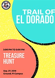 Trail of El - Dorado - F1 Campus