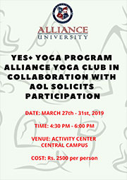 Yes+ Yoga Program