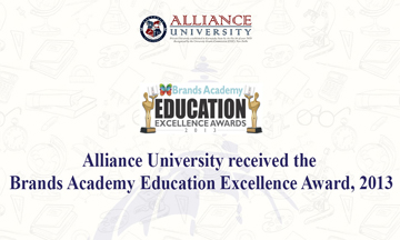 Alliance University received ...