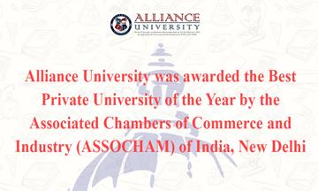 Alliance University was ...
