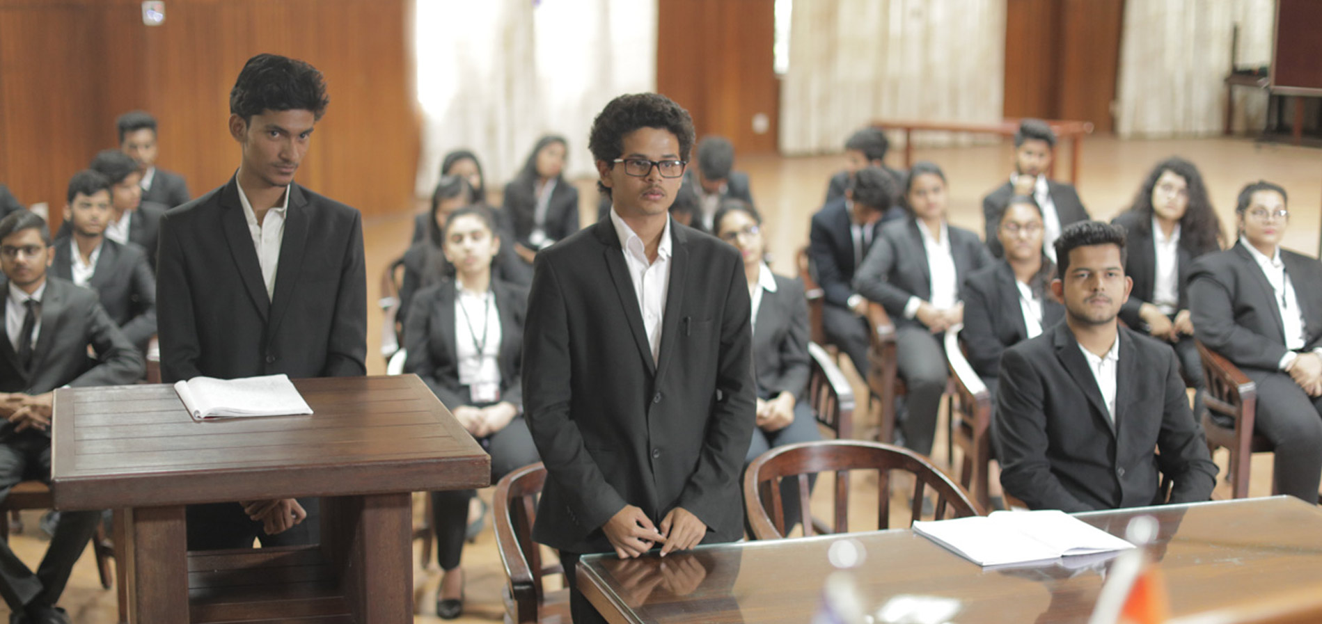 The Most Promising Law School in India